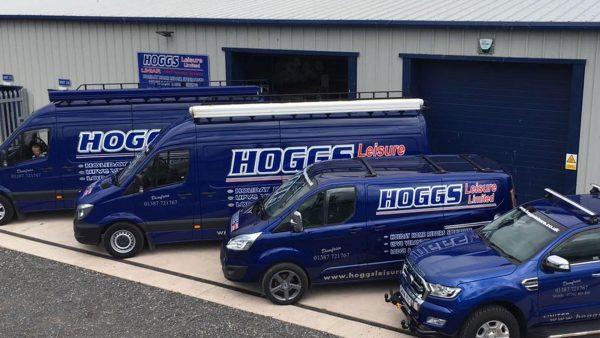 Caravan, Lodge and Park Home Repair Business